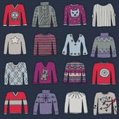 Knitwear Range (AW1516 coordinate)