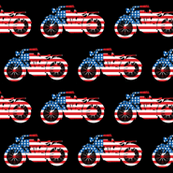 American Motorcycle - Medium