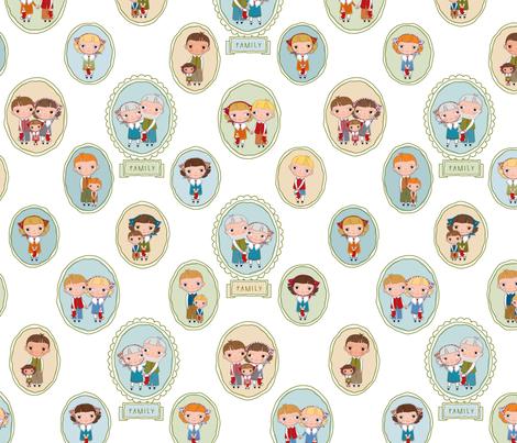Little Pilgrim Family Portraits
