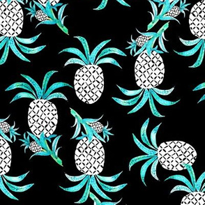 Tropicana Pineapple (black)