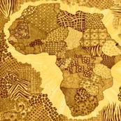 Africa zen Kalahari