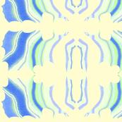 Blue Texture Formal