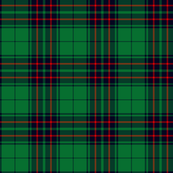 MacLean Hunting tartan, alternate colorway