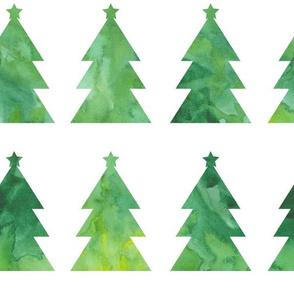 Holiday Trees Green