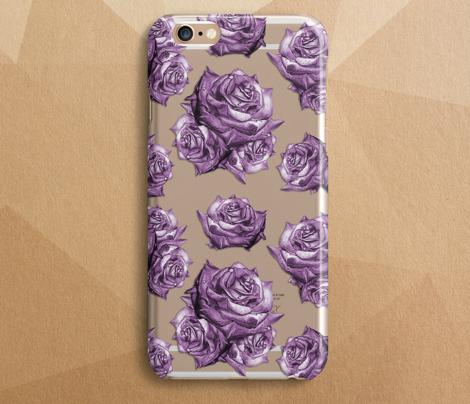 Rose Pattern Mono-color