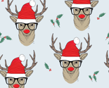 Rrgrey_hipster_deer_christmas_mistletoe_thumb