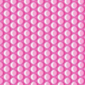 Flocked (Pink)