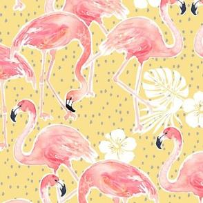 Tropicana Flamingo (gold)