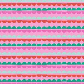 Popcorn Strings (Pink)