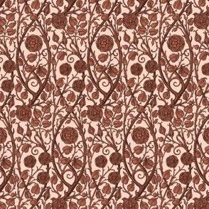 Briar Rose ~ Mahogany Lauffer