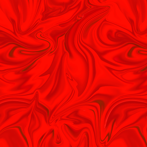 Red Satiny Marble