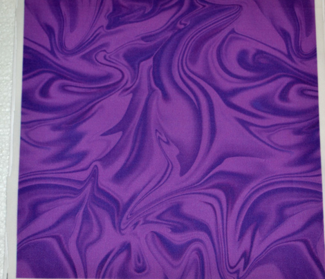 Purple Satiny Marble