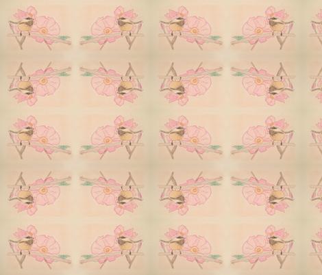 Magnolia Chickadee
