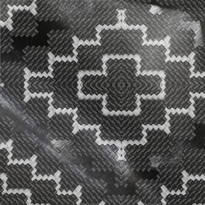 Metal carpet