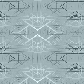 deco background teal