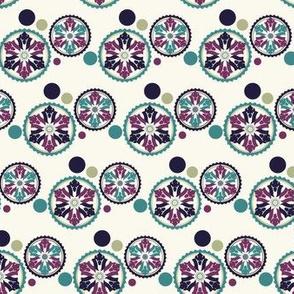 Fleur Circles
