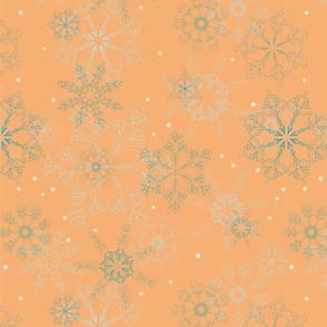 Crochet_Pattern_Snowflakes_orange