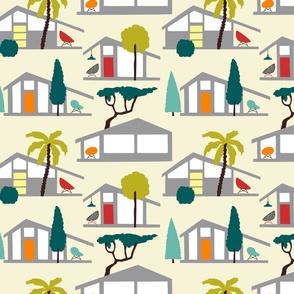 MCM houses