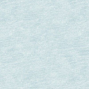 crayon texture in pale stormy blue