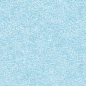 crayon texture in icy blue