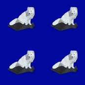 Arctic Fox (dark)