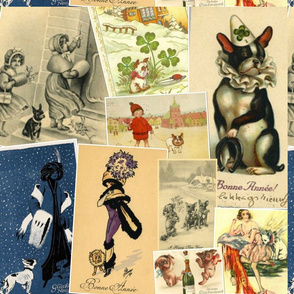 NewYears_card_collage
