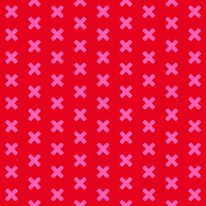 XXX Reddish Pink