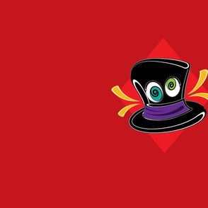 FQ Crazy Top Hat