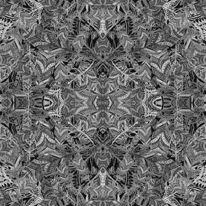 INDIAN SPIRIT grey gray coordinated