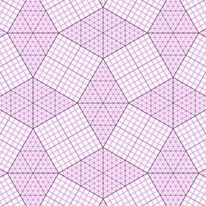 graph S43X : magenta purple