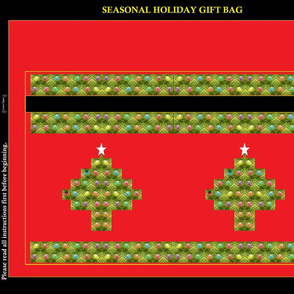 Christmas_Pine_Cones_Tree_gift_bag_pattern2