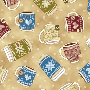 Cozy Knitting: Macchiato