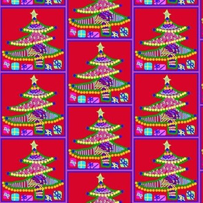 Sugar Cookie Christmas Tree Blocks