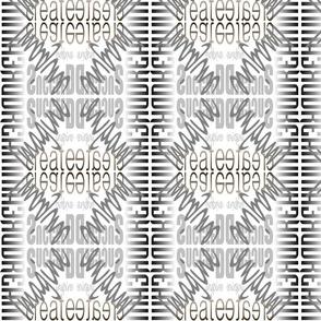 DICIS in White (Mirrored)