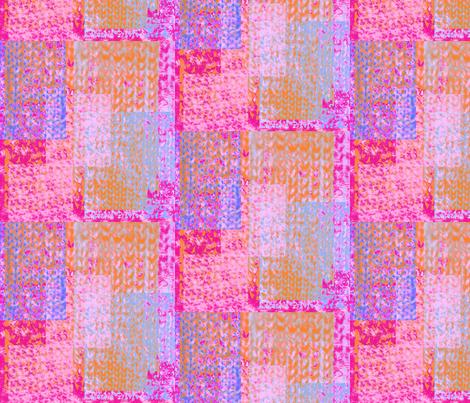 Grunge patchwork knitting 3