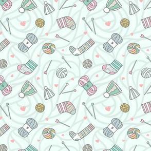 knitting pattern 2