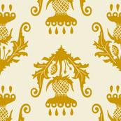 Thistle - mustard