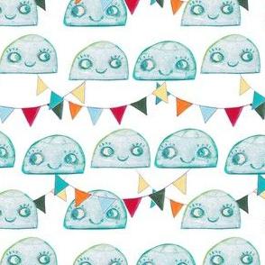 Happy igloos