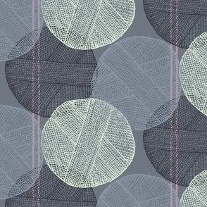 Modern Wool Balls by Friztin