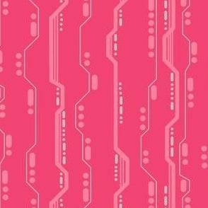 Circuit pink lily