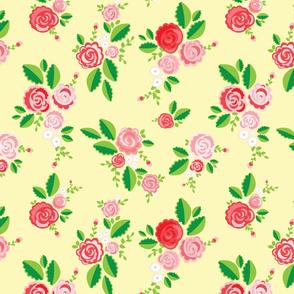 Cream Summer Rose