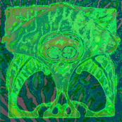 Art Batik Green/Teal
