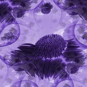 Purple Flurries