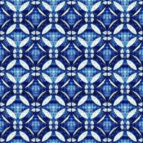 indigo lattice