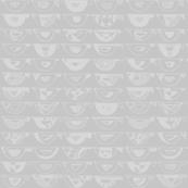 Hand Drawn - Cheep Cheep bird print - Greige