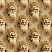 Old World Santa Tan
