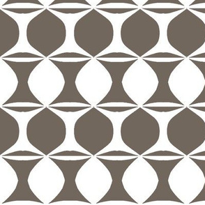 Alternate Gray and White Pattern