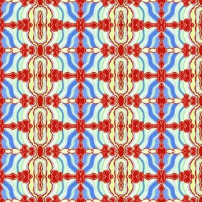 Blue and Red Texture Formal (small)