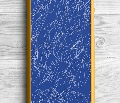 Crystal Blue Print