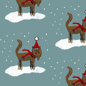 fox-christmas
